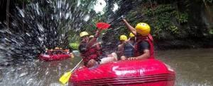 Outbound di Bali The Bali Kuno - Rafting