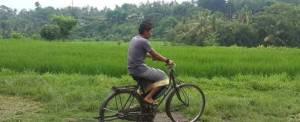 Outbound di Bali The Bali Kuno - Sepeda Ontel Adventure Tour