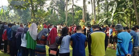 Outbound di Bali The Bali Kuno - Treasure Hunt