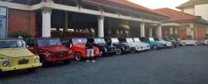 Outbound di Bali The Bali Kuno - VW Safari Amazing Race