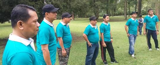 Outbound Bali Kebun Raya - Supporting Bugs Training Center 180520171