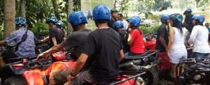 Outbound di Desa Taro Bali & ATV Ride - Dimulai