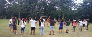 Outbound di Desa Taro Bali & ATV Ride - Ice Breaking