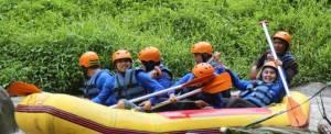 3 Pilihan Rafting Untuk Kombinasi Outbound di Bali - GL 825182