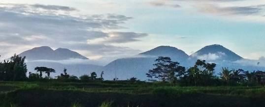 Outbound di Bali Nuansa Adventure Land Rover - Perjalanan