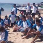 Outbound di Bali Pantai Tanjung Benoa - Supporting Look Bali Trans 86189