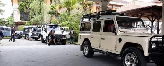 60 Lokasi atau Tempat Outbound di Bali Paling Menarik