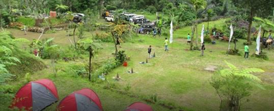 Outbound di Bukit Surga Karangasem Bali 080918