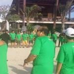 Outbound Pantai Tnjung Benoa Bali - BASF Indonesia 1610182