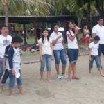 Outbound Team Building Pantai Bali - Alumni ITS 300620183