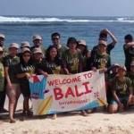 Team Building Pantai Bali - Daya Mandiri 27091710