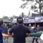 Outbound di Kintamani Bali - Bank Mandiri - Toya Devasya 1003181