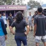 Outbound di Kintamani Bali - Bank Mandiri - Toya Devasya 1003186