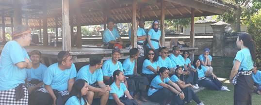 Bali Outbound Amazing Race -PT Rainforest Alliance 0805201810