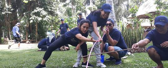 Bali Outbound - Team Building & Lunch Nuansa Bali - Akuo Energy Indonesia 2507184