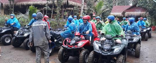 Wisata Adventure di Bali - ATV Ride - Auto Bavaria Malaysia - 14071810