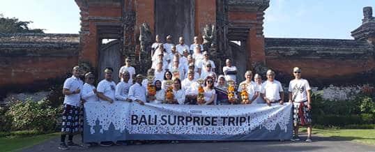 Bali Surprise Trip - Outbound Nestle 120920199