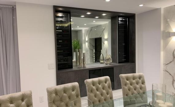 Custom furniture in Miami