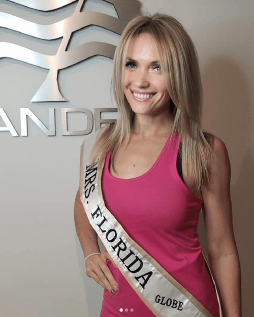 Miss Florida visited us at Salon Armandeus Orlando