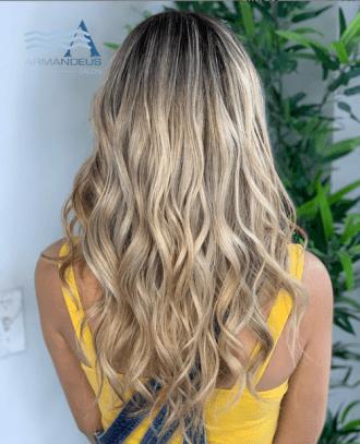 Balayage and hairstyle by Salon Armandeus Midtown