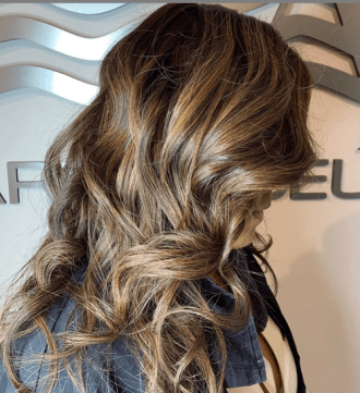 Soft balayage and hairstyle by Hair Salon Armandeus Orlando