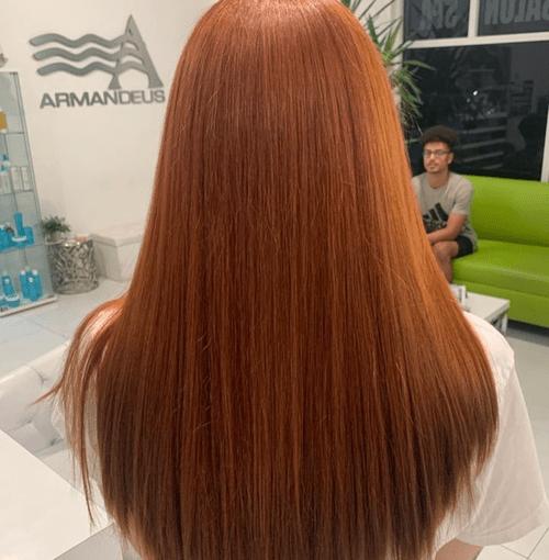 Visit us at hair salon Armandeus Orlando for the best hair color