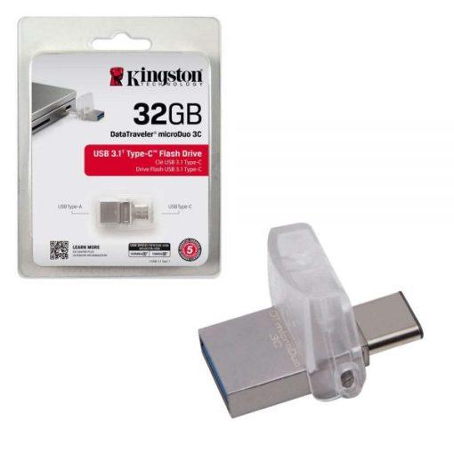OTG (USB - TIPO C) 32GB KINGSTON