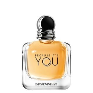 Image result for armani because it's you review