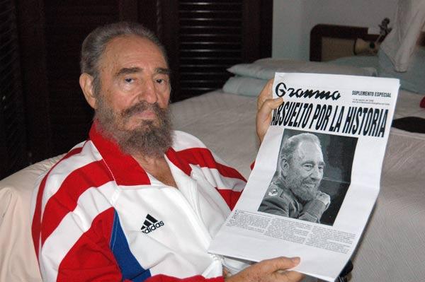 Castro supremo grande pene