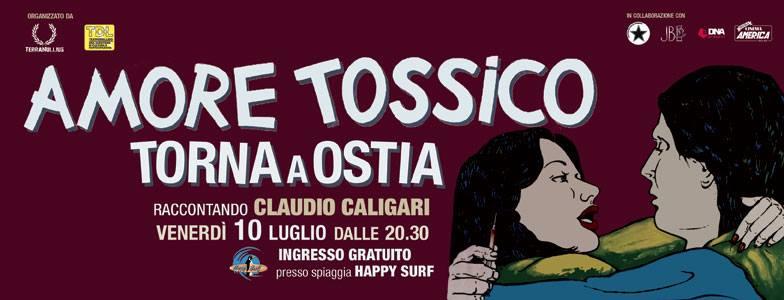 Raccontando Claudio Caligari e Amore Tossico: Lettere dalla Strada a Ostia