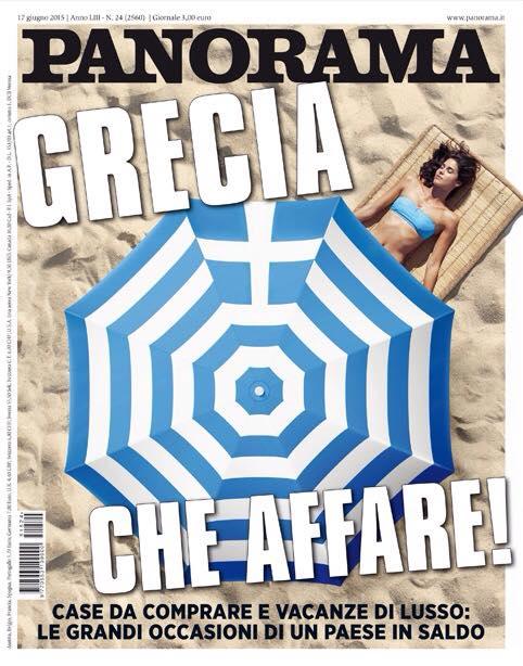 Grecia, che affare