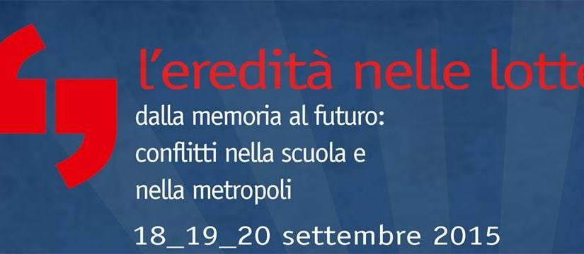 L'eredità nelle lotte: La Scintilla a Modena