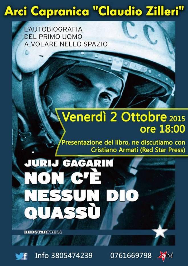 Gagarin a Vetralla