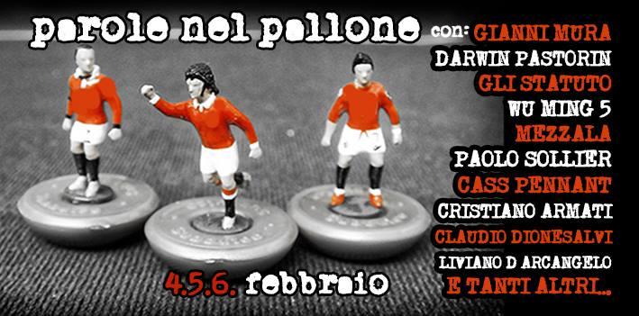 Parole nel Pallone: calcio e letteratura a Bologna