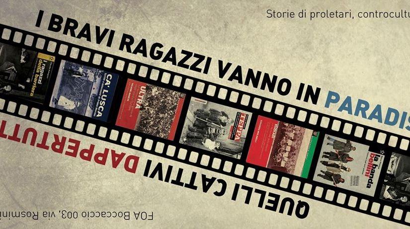 """Valerio, il tuo sapere la nostra vita: """"Teppa"""" e """"Ultrà"""" a Monza"""
