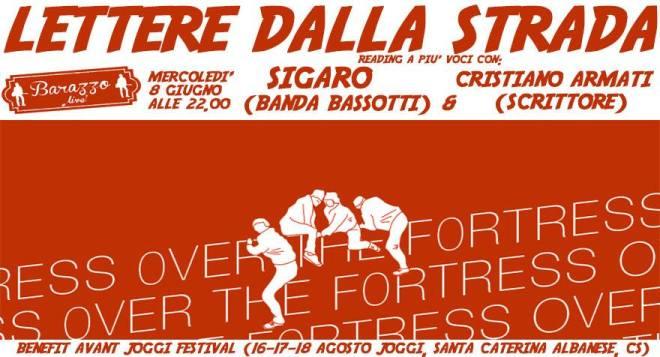 Barazzo Live: Lettere dalla Strada