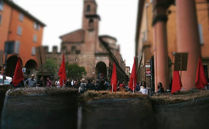 Piazza Verdi liberata