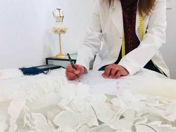 ARMATTA diseño vestidos novia boda