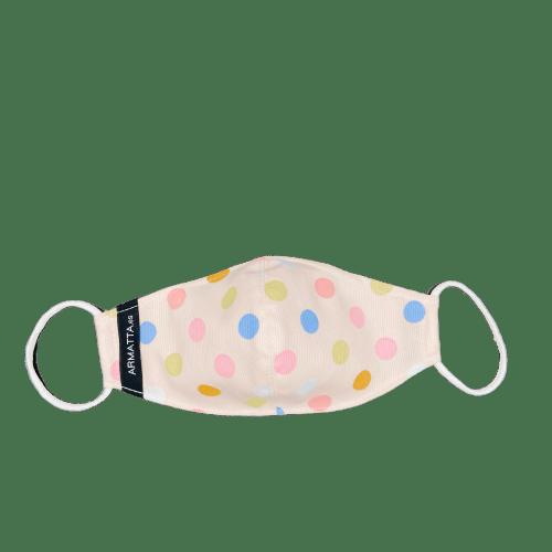 Mascarilla topos multicolor 5