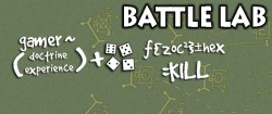 Battle Lab: Uses for (Professional) Wargaming