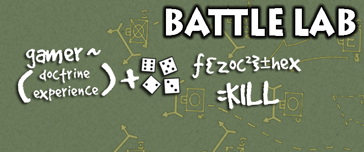 Battle Lab: Civilians on Hexagonal Battlefields