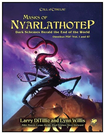 Masks of Nyarlahotep