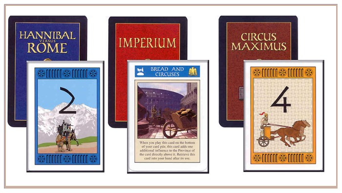 Rome Cards