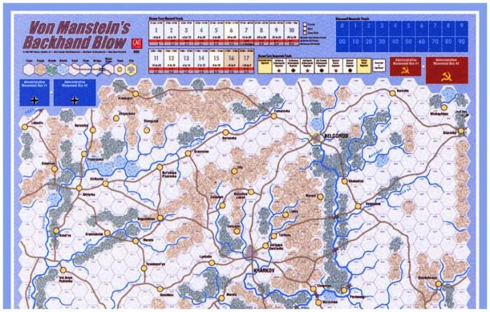 VMBB Upper Map
