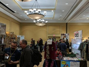 MACE2018 Vendor Room