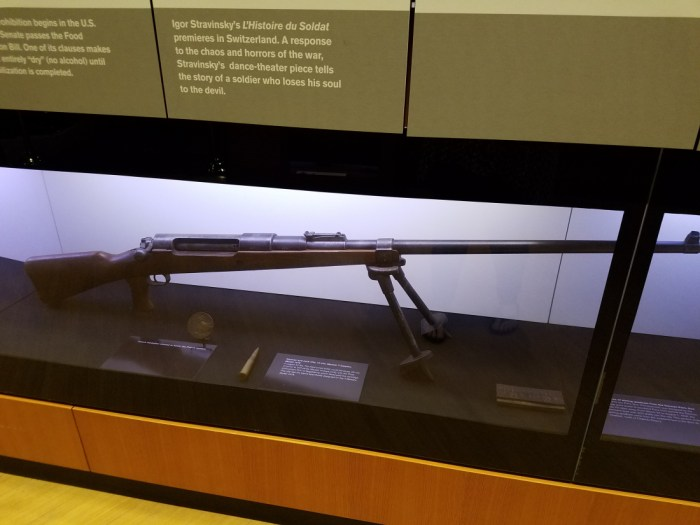 antitank rifle