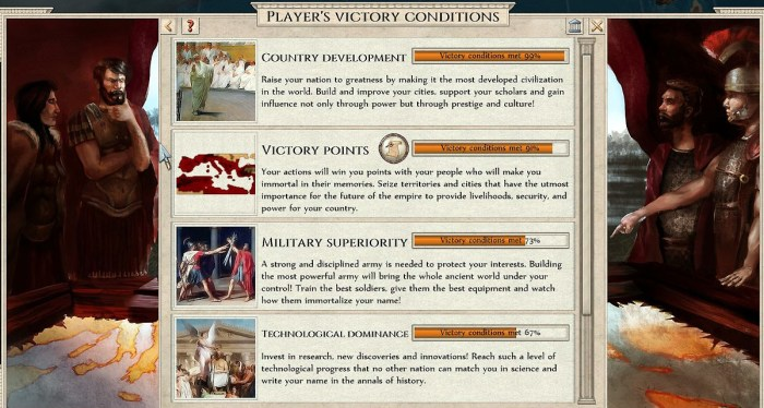 3a Multiple Victory Conditions