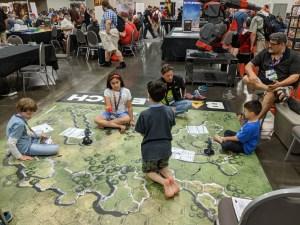 Kids Oversized Battletech 448
