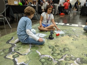 Kids Oversized Battletech 517
