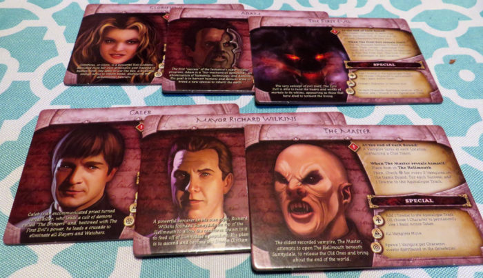 BuffyReview1 Assortment of Evil